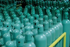 Industrial Valves Photo